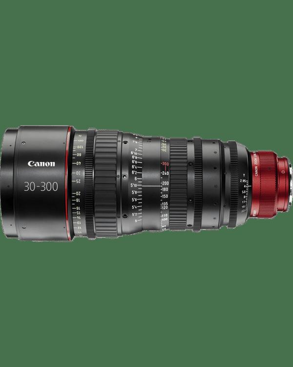 Canon Cine CN-E30-300mm T2.95-3.7 L SP